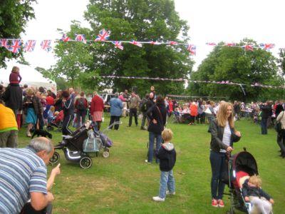 Ham Common Diamond Jubilee (10) June 2012