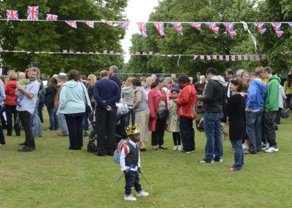 Ham Common Diamond Jubilee (2) June 2012