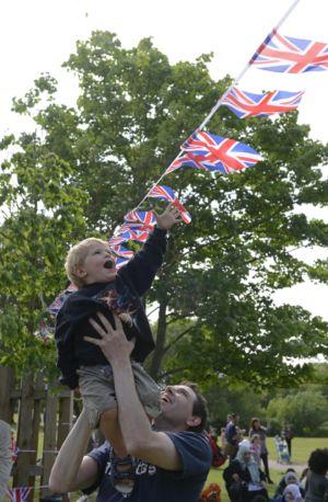 Ham Common Diamond Jubilee (4) June 2012