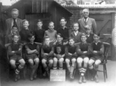 Football Team 1951-52