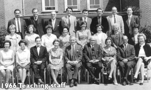 Grey Court Teachers 1966