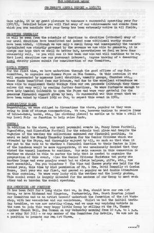 HAG1982-3 Annual Report 1