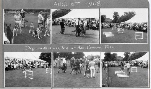 Ham Common Fete 1968