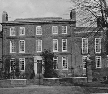 Ham Common - Ormeley Lodge1962