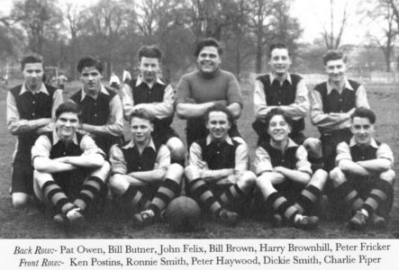 Ham FC 1949
