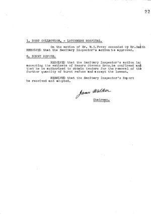 Health Committee 02 12 Jan 1932 2
