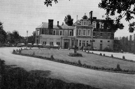 Latchmere House Prison 1991