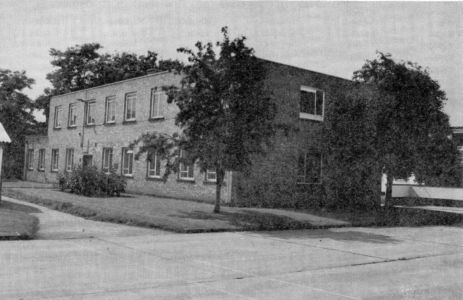 Latchmere House Prison Activieies Centre