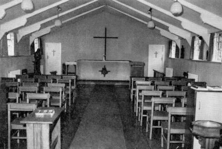 Latchmere House Prison Chapel 1991
