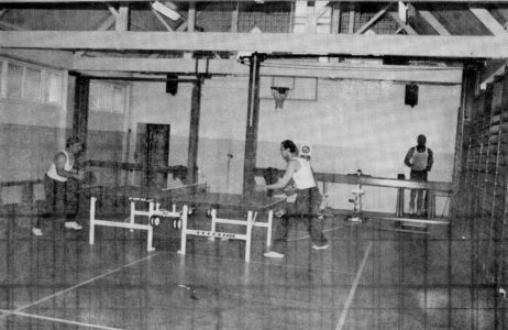 Latchmere House Prison Gym 1