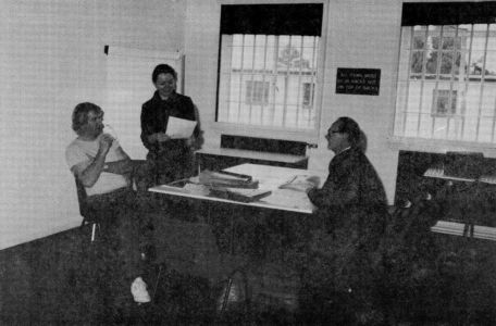 Latchmere House Prison Jobs Room1991