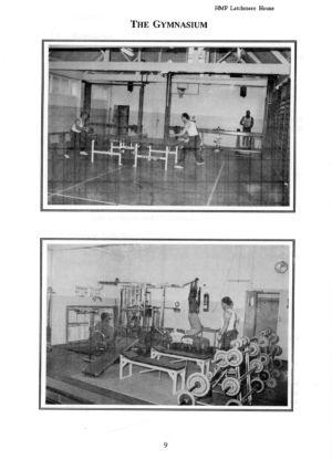 Latchmere House Prison Prospectus 1991 13
