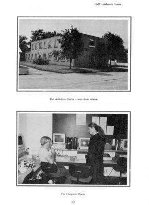 Latchmere House Prison Prospectus 1991 16