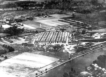 Leyland Factory 1920