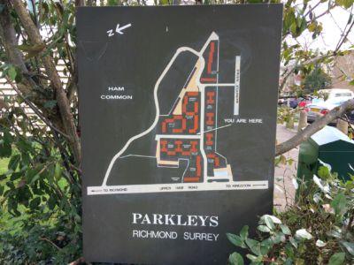 Parkleys Map - 2017