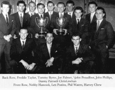 Football Presentation 1957