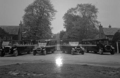 Private Buses Ham Common