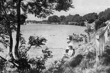 Thames Riverside at Ham 1965